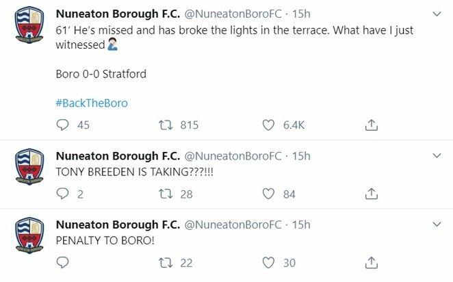 "Tony Breedenas | ""Twitter"" nuotr."