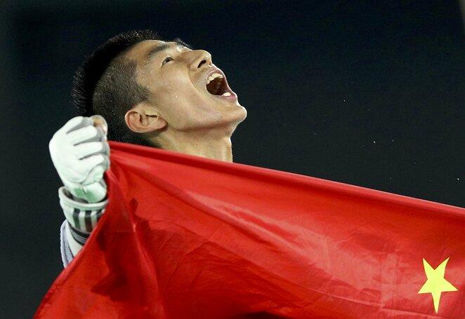Shuai Zhao   Scanpix nuotr.