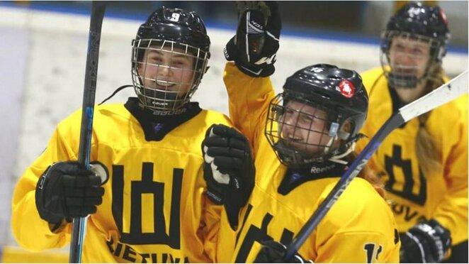 Klara Miuller   hockey.lt nuotr.