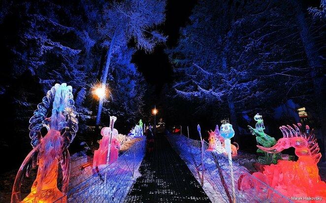 Ledo skulpturu parkas | Organizatoriu nuotr.