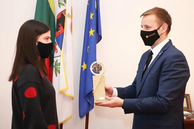 Danutė Domikaitytė (Vitalio Lebedžio nuotr.) | Organizatorių nuotr.
