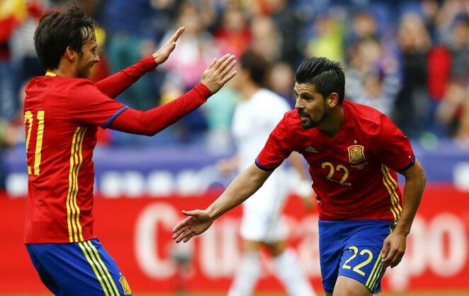 Ispanijos futbolo rinktinė | Scanpix nuotr.